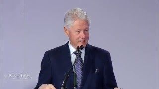 Bill Clinton Founder of the Clinton Foundation 42nd President of the United States