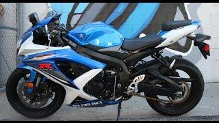 10. 2009 Suzuki GSX-R 750 ...Sounds great w Yoshimura Exhaust!
