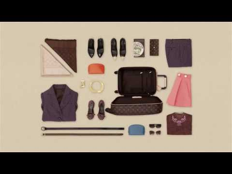 0 Louis Vuitton   The Art of Packing 2 | Video