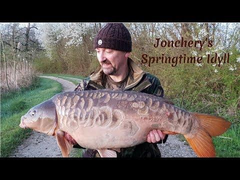 Customer Video: Jonchery's Springtime Carp Fishing, May 2018