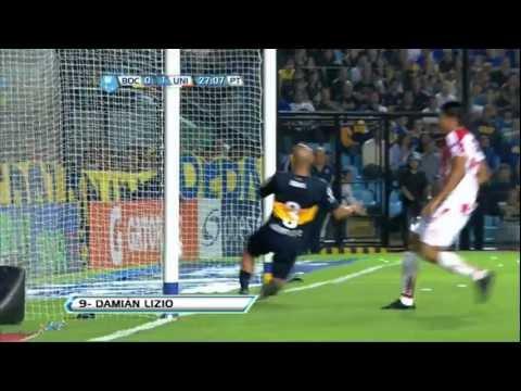 goles de futbol argentino: