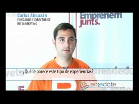 D. Carlos Almazán, Fundador y Director de Bit Marketing