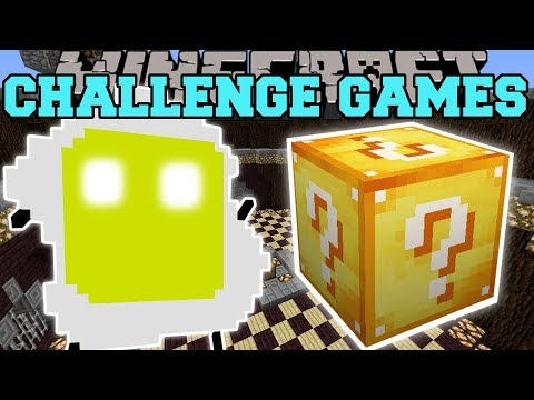 Minecraft: SUNNY SIDE UP EGG CHALLENGE GAMES - Lucky Block Mod - Modded Mini-Game