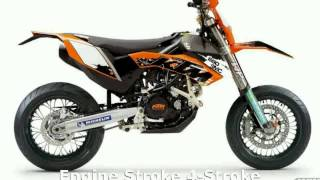 6. 2006 KTM SMC 525 - Top Speed [traciada]