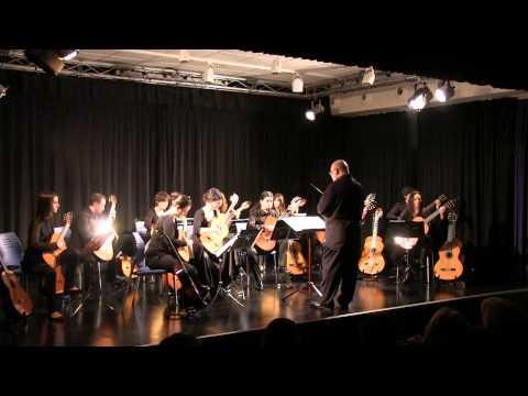 Asturias – I. Albéniz – UAM Guitar Ensemble