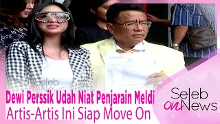 Video Dewi Perssik Udah Niat Penjarain Meldi ?! | Artis-Artis Ini Siap Move On.. – SELEB ON NEWS MP3, 3GP, MP4, WEBM, AVI, FLV Februari 2019