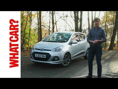 2013 Hyundai i10 video review – What Car?