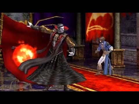 Castlevania Dracula X Chronicles Final Stage + True Dracula (No Damage)