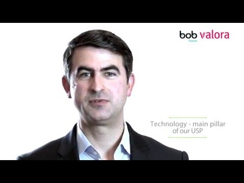 Hilmar Scheel, CEO, bob Finance AG, Valora Group shares why they chose Nucleus Software as a Partner