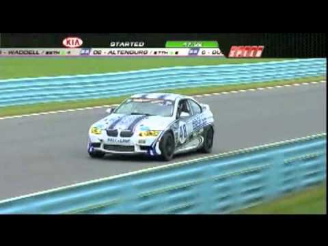 Fall-Line Motorsports Watkins Glen Highlights 2010