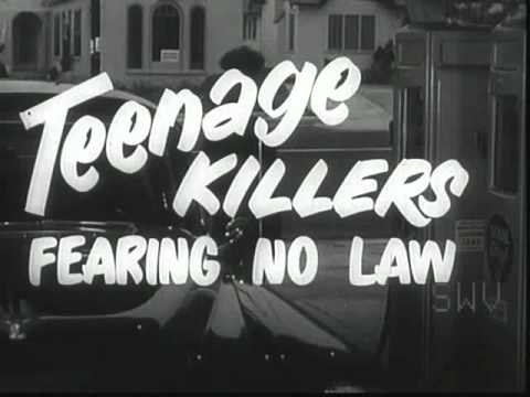 The Violent Years Trailer (1956)