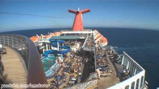 "Download Lagu ""Im on a boat"" Carnival Paradise Cruise 7/15/2011 - 7/18/2011 Mp3"