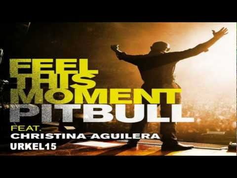Pitbull ft Christina Aguilera '' Feel This Moment '' (Urkel15 Video Listening Party)