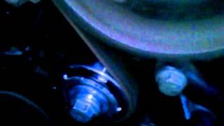 Как работает ролик натяжителя ремня генератора