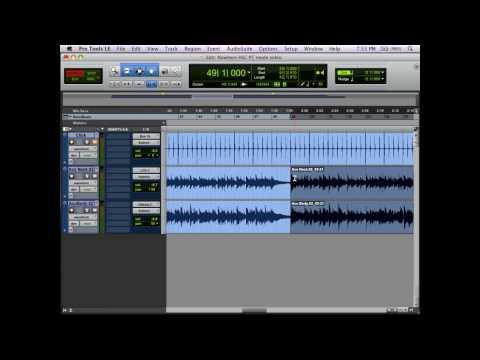 4 Pro Tools Edit Modes – HomeStudioCorner.com