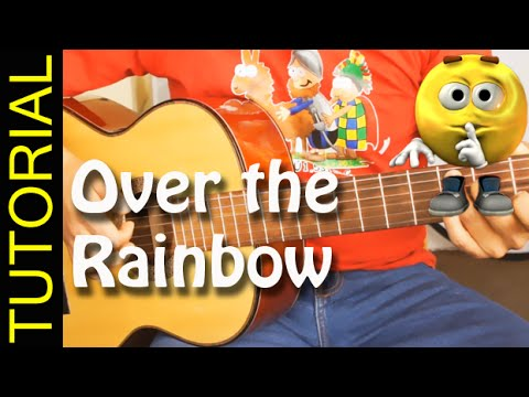 Como Tocar Over The Rainbow En Guitarra