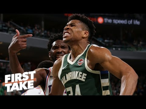 Video: Giannis and the Bucks will stop the 76ers from running through the East – Will Cain | First Take