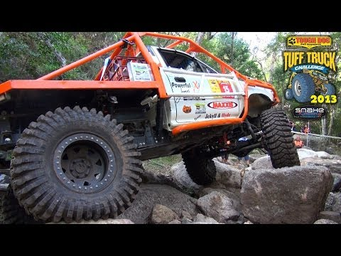 Tough Dog Tuff Truck Challenge - Truck 15 on All Terrain - Full Stage