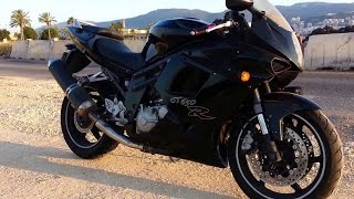 1. 2008 Hyosung GT650R Review