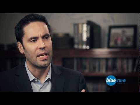 Starting the Blue Cure Foundation for Prostate Cancer with Gabe Canales