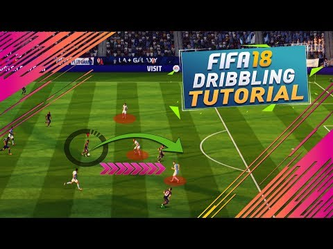 FIFA 18 NEW SECRET DRIBBLING TUTORIAL - BEST WAY TO DRIBBLE - NEW OVERHAUL DRIBBLING TRICK !!!
