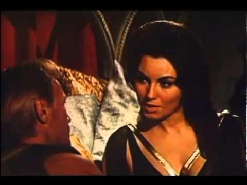"""The Long Ships""  original Trailer featuring Sydney Poitier as Moorish King ALy MansuhSD)"