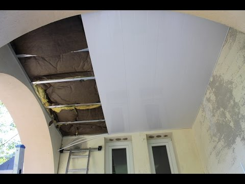 Comment monter faux plafond pvc la r ponse est sur for Plafond pvc tendu