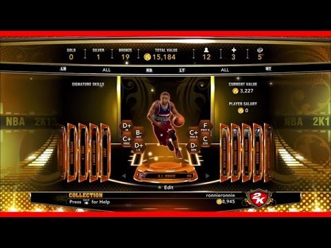 NBA 2K13 Developer Insight #5 - MyTeam