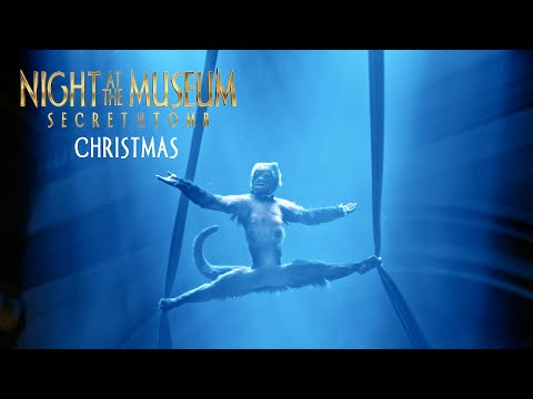 Night at the Museum: Secret of the Tomb (Featurette 'Monkey Diva')