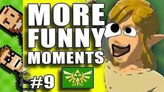 Breath of the Wild MORE FUNNY MOMENTS! We experiment and get some silly ragdoll deaths, have some fun with the Stasis rune, ride a bear, wash a moblin, and MORE!Warning: MILD SPOILERS (no story, just equipment and a few places/enemies).Welcome to The Basement - we are the friendliest place on YouTube!https://www.youtube.com/c/TheBasementGamesIn today's video we feature some more funny moments from the Legend of Zelda: Breath of the Wild. What kind of funny moments? Well, there are funny moments with the ragdoll physics, funny moments with silly deaths, funny moments with bears & moblins, and much more! Breath of the Wild's physics engine is ripe with possibilities for some seriously funny moments!We've been playing/recording some Breath of the Wild and wanted to share some outtakes with you all. There are a lot of funny deaths and other funny moments in this video. We abuse the Stasis rune, and things get pretty silly.There will be tons of funny deaths in these funny moments in Breath of the Wild and Link dies many times in silly ways.Breath of the Wild isn't meant to be a FUNNY game, really, but there are ways to get some funny moments out of Breath of the Wild. The Stasis rune is a fantastic thing to try and make silly. Funny deaths are always fun, of course. We have some fun with a bear in Breath of the Wild in this video, as well!How silly can we get? Well, we'll certainly have some silly deaths! That's EASY in Breath of the Wild!