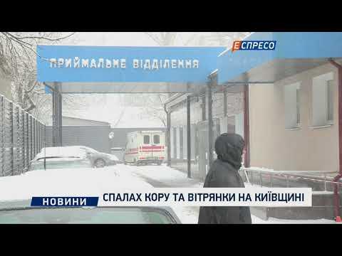 Спалах кору та вітрянки на Київщині