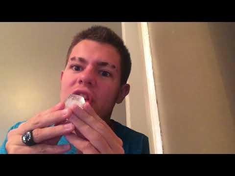 """""""Vanilla Ice Time!"""" (Eyebrow Challenge)"""