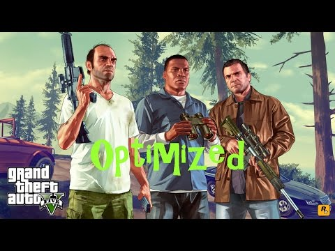 GTA V: Default Settings vs Optimized by GeForce Experience