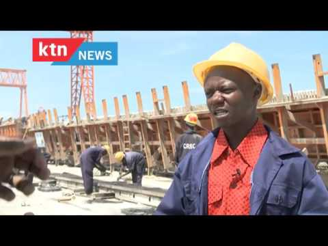 The Chamwada Report 29th May 2016 - Episode 45 - [Part 2] The Making of Standard Gauge Railway