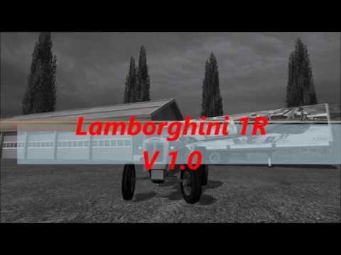 Lamborghini 1R v1.0
