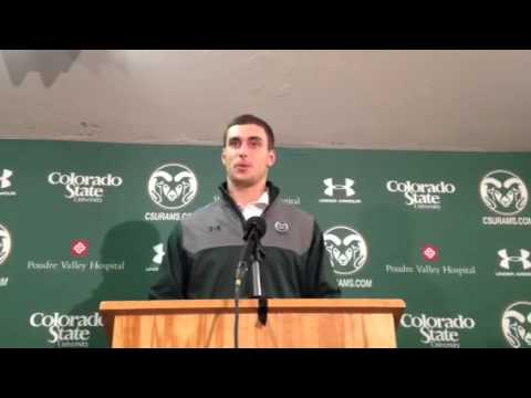Garrett Grayson Interview 10/18/2014 video.