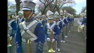 Starkville (MS) United States  city images : Starkville High School Band: 1981 Presidential Inaugural Parade- Full Coverage