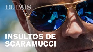 """Anthony Scaramucci llama al jefe de Gabinete """"jodido paranoico esquizofrénico"""" y arremete contra el estratega jefe, Bannon: """"Yo..."""