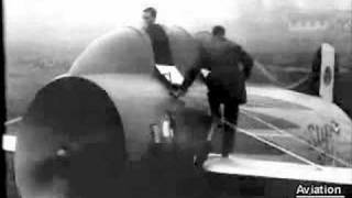 Video Stipa-Caproni Flying Barrel (take-off footage only) MP3, 3GP, MP4, WEBM, AVI, FLV Juni 2018