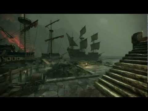0 Gamescom teaser trailer for Risen 2: Dark Waters shows promise