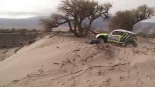 Desafío Ruta 40 - Dakar Series 2013 | ETAPA 4