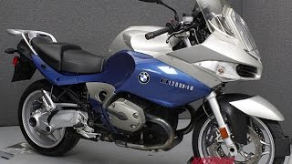 7. 2005  BMW  R1200ST  - National Powersports Distributors