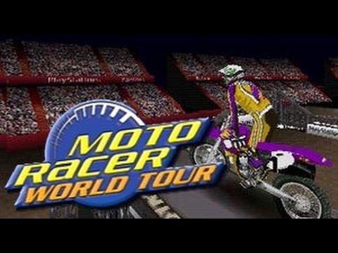 moto racer playstation 1