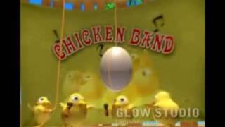 Quả gì, Qua gi, nhac thieu nhi, chicken band, quả gì mà