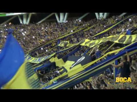 No tengas miedo podes cantar - Hinchada hay una sola / BOCA-SAN LORENZO AMISTOSO 2016 - La 12 - Boca Juniors