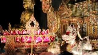 Thailand Loi Krathong Yee Peng In Chiang Mai Thailand Am 29/11/2012