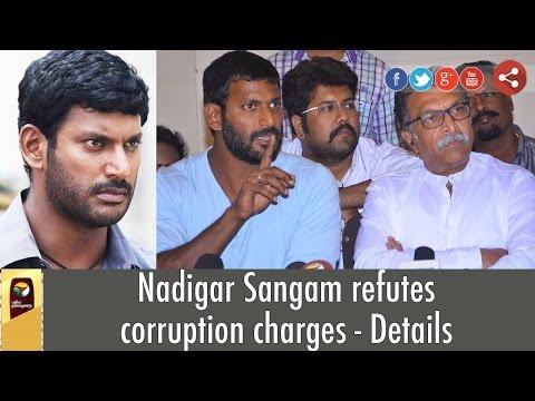 Nadigar-Sangam-refutes-corruption-charges--Details