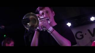 Video ShizzleOrchestra - Rock café 9.11. aftermovie