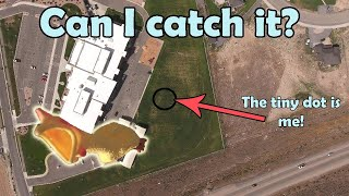 Watch as I team up with my brother Davey and see how hard it is to catch a rubber chicken dropped by a drone (DJI Phantom)...