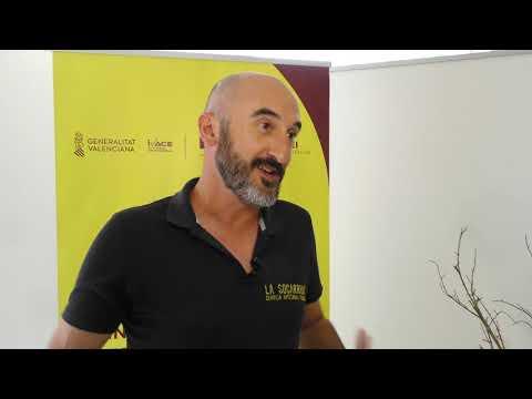 Rafa Suñer, CEO de La Socarrada, en Focus Pyme La Costera[;;;][;;;]